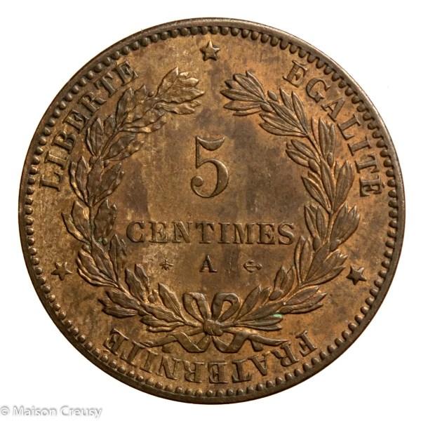 5centimes1877A
