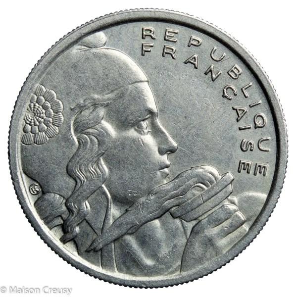 100francs1958Chouette