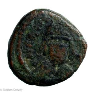 Revolt of the Heraclii 608-610 Æ Decanummium