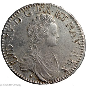 LouisXV-Ecu1717Aix