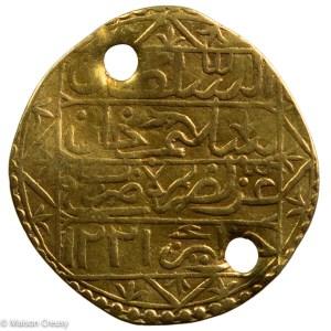 Ottoman-SelimIIISultani1221H-Alger-1