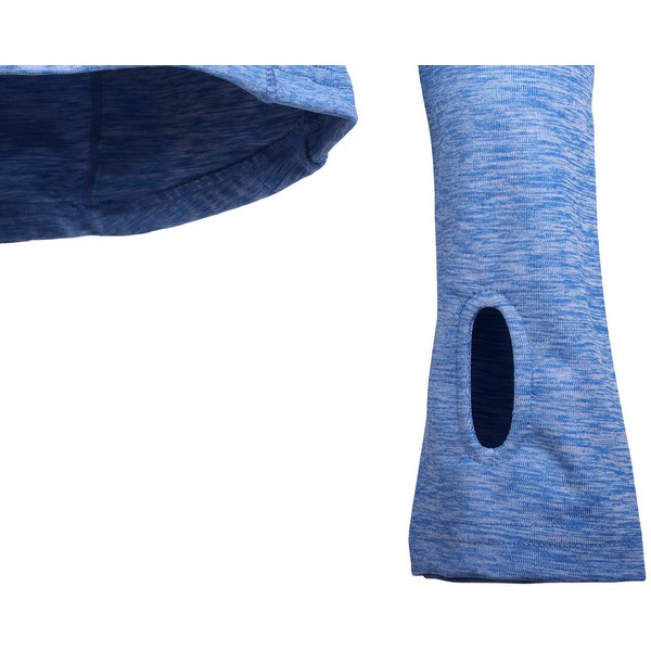 Treenipaita, Qhp Tämän urheilullisen pitkähihaisen paidan takana on kätevä vetoketjutasku, johon voi tallentaa avaimet, kortit tai rahaa