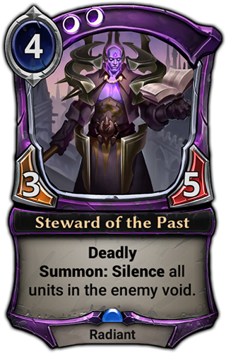 Steward of the Past
