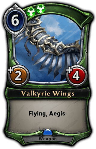 Valkyrie Wings