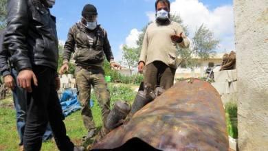 Photo of سوریه: په یوه میاشت کې په ولسي وګړو ۱۶۰۰بیلري بمونه غورځول شوي