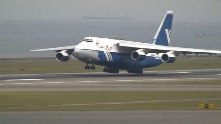 Antonov An – 124 Ruslan