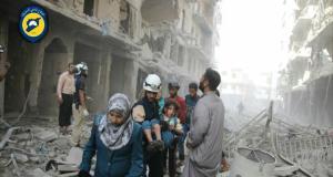 syria bombar