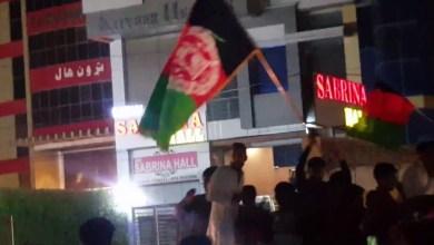 Photo of پېښور کېد افغانستان بیرغ پورته کولو په تور ۳۹ افغانان نيول شوي