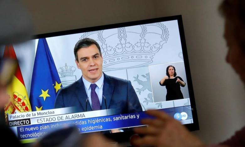د اسپانیا لومړی وزیر پیدرو سانشیز