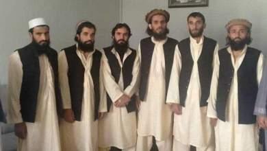 شپږ تنه طالب بندیان چېنن ماښام په ځانګړې الوتکه کې قطر کې د طالبانو سیاسي دفتر ته استول شوي