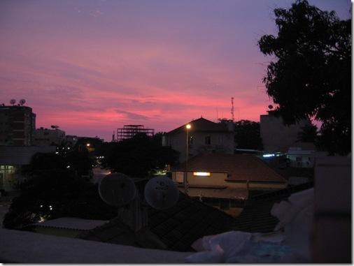 Day 1 - Sunset