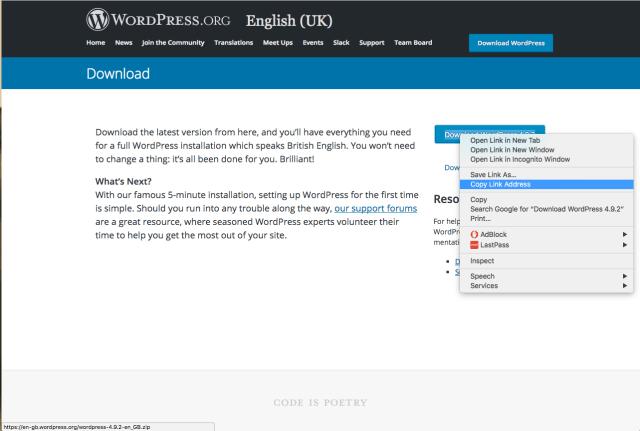 How to Install WordPress on Ubuntu 16 04 with Nginx, MariaDB