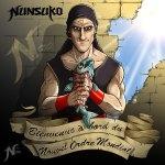 la pochette de bienvenue a bord du nouvel ordre mondial BNOM de l'artiste humaniste Nunsuko