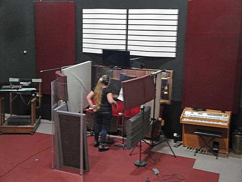 Au niveau de la création musicale sur Rochefort, où sont les artistes?