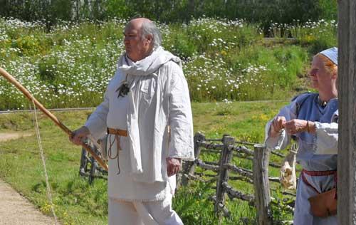 Découvrez un troupe gauloise : les Caéroési dans les Ardennes