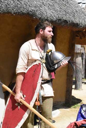 comment trouver un costume officiel de l'époque Gauloise pour le louer?