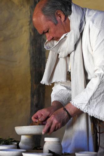comment se définit le cultuel pour les Gaulois? Comment interprétait t-il la vie et la mort?