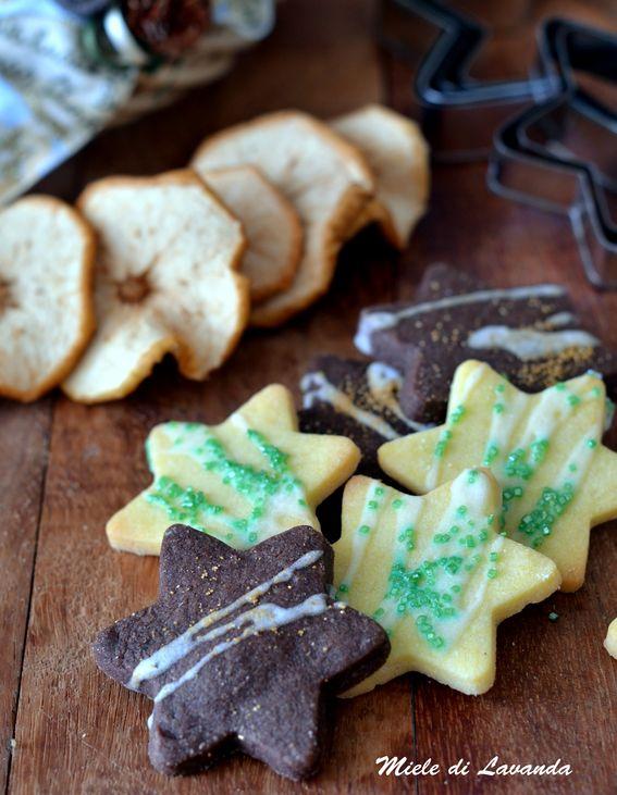 Biscotti di pasta frolla senza burro