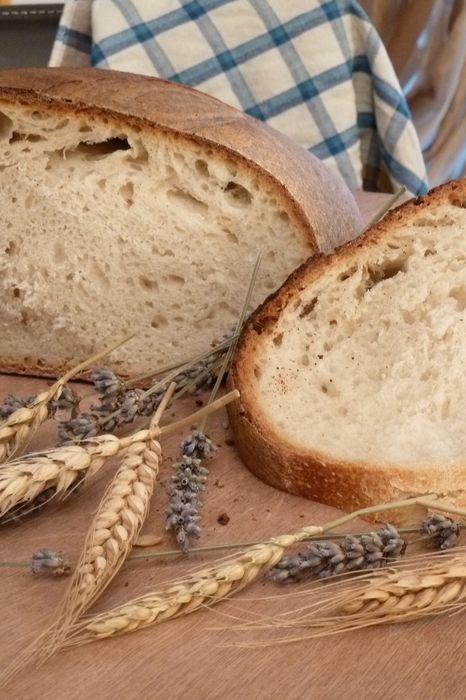 Il Pane fatto in casa con lievito madre