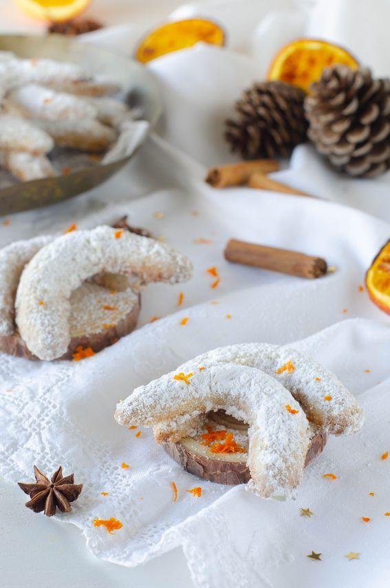 Kinferl biscotti austriaci alla vaniglia