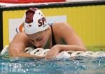 Tapering nuotatore recupero stanchezza allenamento
