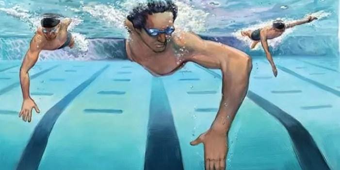 trazione a gomito alto nuoto FINIS swimmershop EVF