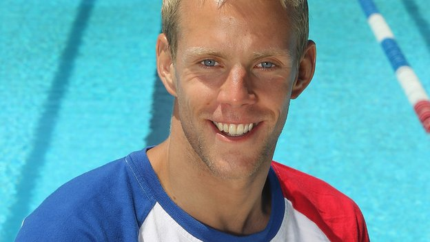 Ross Davenport FINIS swimmershop team olimpiadi allenamento nuoto