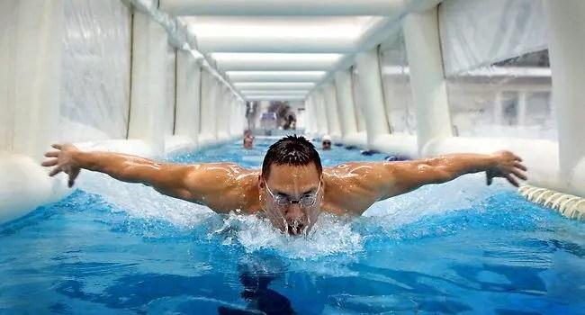nuoto lunga distanza