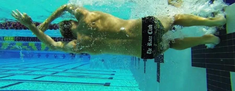 nuoto andare più veloci