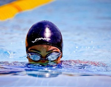 remate nuoto un esercizio