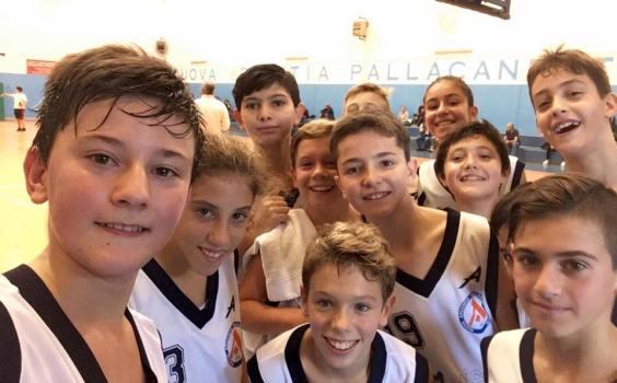 U13 blu girone Bronze BG1