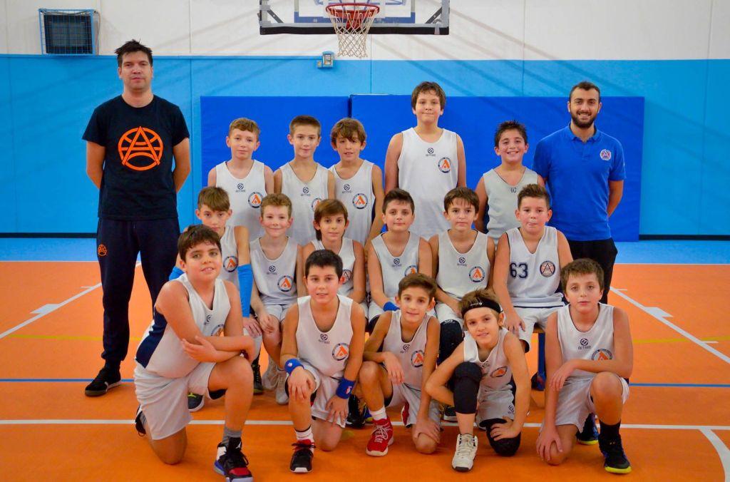 Nuova Argentia Aquilotti 2009