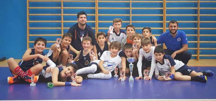 Aquilotti 2009. Cusano Milanino – Nuova Argentia 16-8 (46-29)