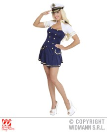 Navy Captain Girl - vestito, bolero - cod. 02261 - 30,00 €