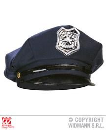 Cappello poliziotto - cod. 8427P