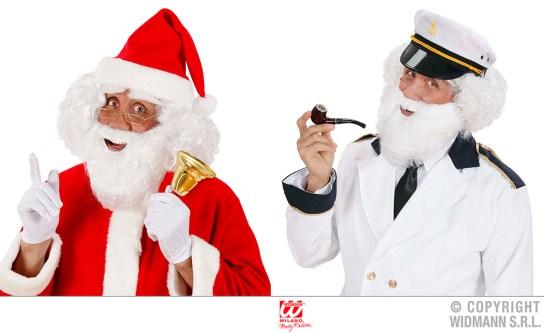 Parrucca Babbo Natale - cod. 782W - 6,00 €