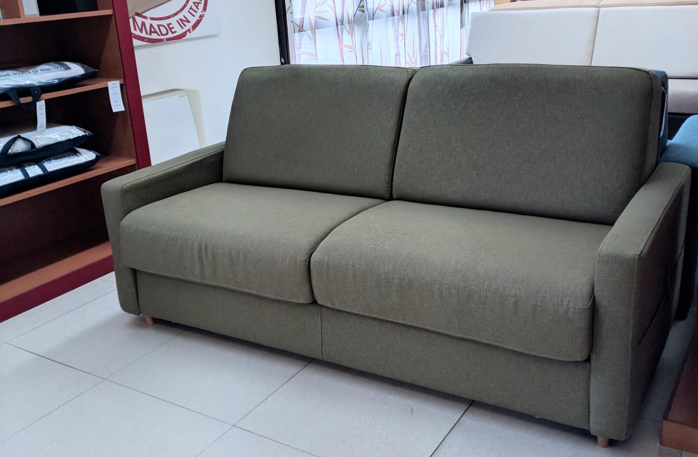 willy verde divano letto - nuova tag