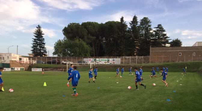 Vigor Nepi: la squadra Giovanissimi pronta per una nuova avventura