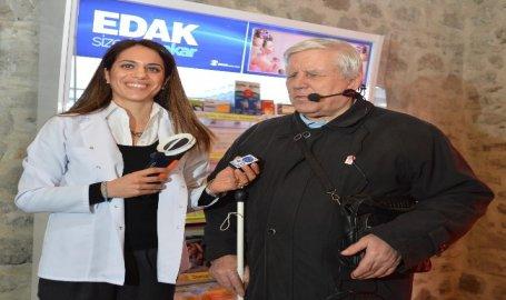 Progetto di assistenza medica per cechi - Izmir