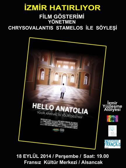 Hello Anatolia