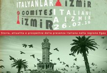 Italiani a Izmir 2016 - Izmir'de Italyanlar 2016