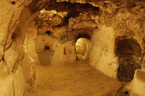 Citta sotterranee cappadocia