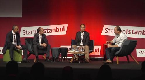 Federico Guerrini a StartUp Istanbul