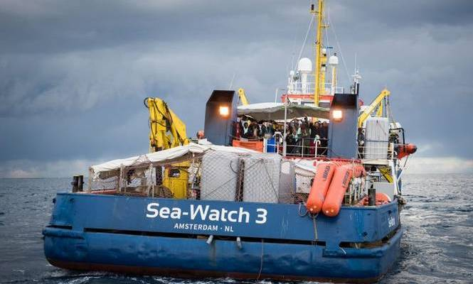 Sea Watch e non solo: testimonianza di una giornalista-attivista