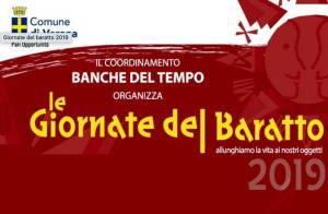 Giornate del Baratto @ Presso la Sala Giovanni Paolo II dell'8^ Circoscrizione, piazza Penne Nere, Montorio