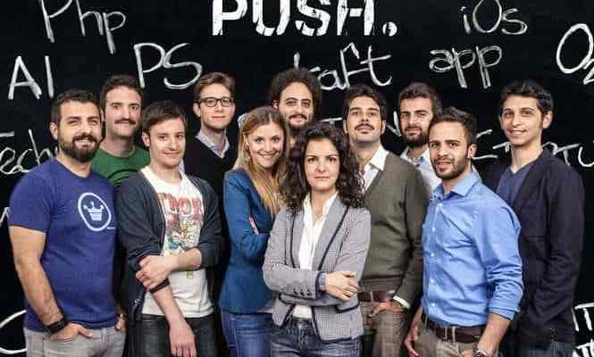 Push: giovani ricercatori ridisegnano la città per renderla più felice