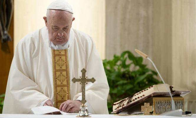Parte da Assisi la sfida di Papa Francesco all'economia neoliberista