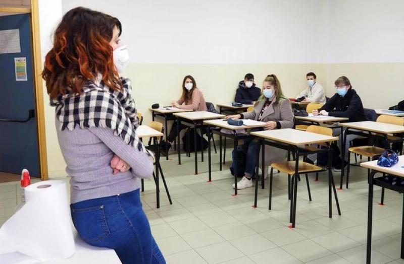 Scuola, classe