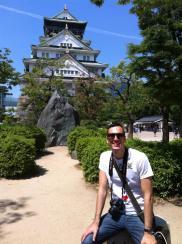Diario Giappone Osaka Castello