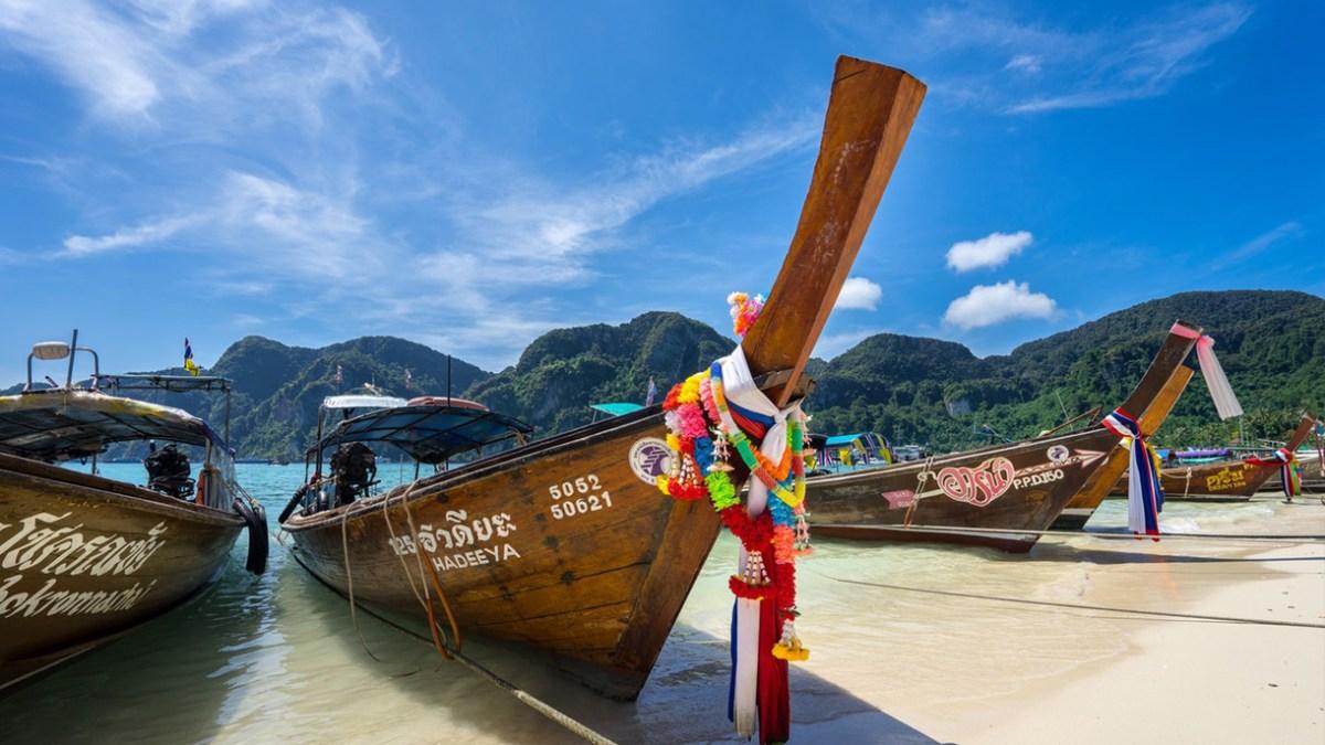 Offerte Thailandia mare Andamene